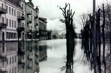 1958 m. Neries potvynis Vilniuje